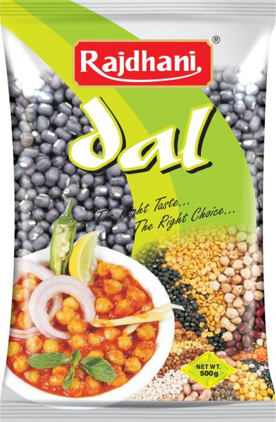 Rajdhani Black Urad Dal (Whole)