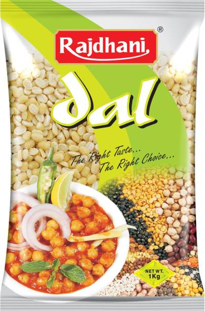 Rajdhani Yellow Moong Dal (Split)