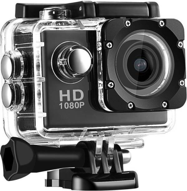 Maupin 1080p action camera 1080P 12MP Sports Helmet Waterproof Camera Sports and Action Camera