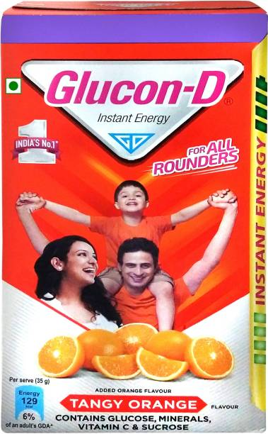 GLUCON-D Instant Energy Drink