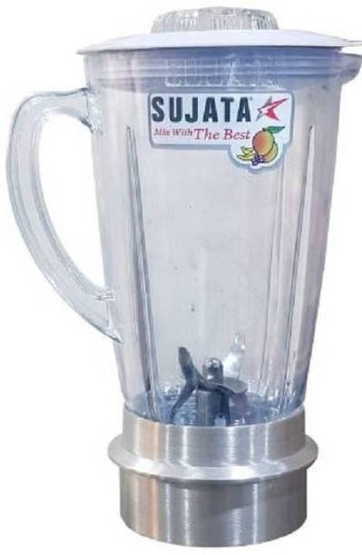 SUJATA Plastic Almunium Base Mixer Juicer Jar