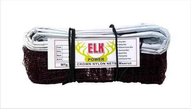 Elk Power Nylon Material Court Badminton Net