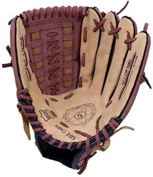 BURLY PROFESSIONAL REAL LEATHER BASEBALL GLOVE Baseball Gloves