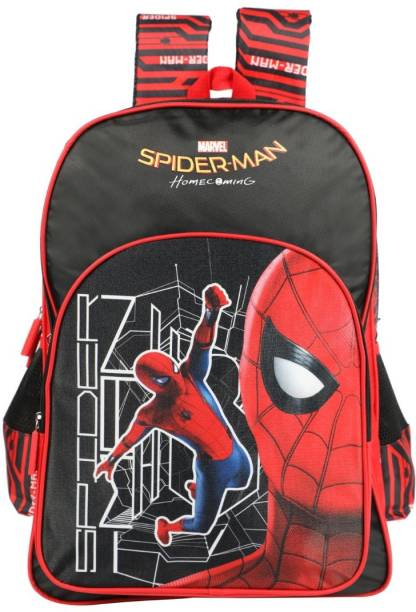 Spiderman HomeComing 41cm Primary (Primary 1st-4th Std) School Bag