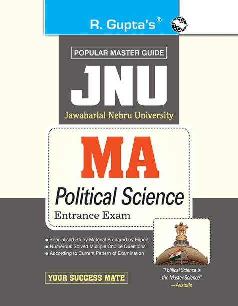 Jnu - MA Political Science Entrance Exam Guide