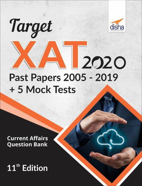 Target XAT 2020 (Past Papers 2005 - 2019 + 5 Mock Tests) 11th Edition
