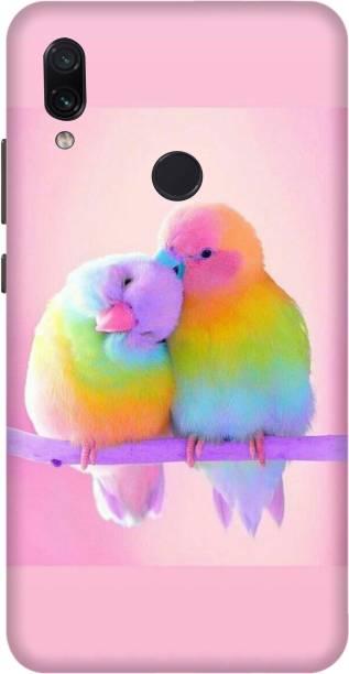 Vojica Back Cover for Mi Redmi Note 7 Pro, Redmi Note 7 Pro back cover