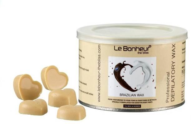 Le Bonheur Brazilian Wax   Stripless Wax   White Chocolate Wax