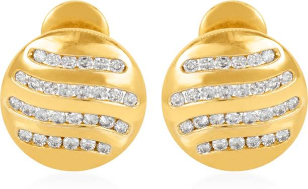 1c5d856c4 Diamond Studs - Buy Diamond Studs online at Best Prices in India ...