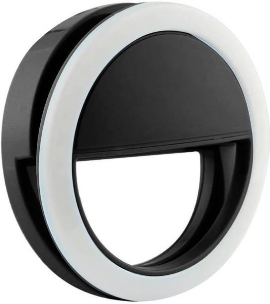 GetfitPro Rechargeable LED Selfie Flash Light Ring Flash