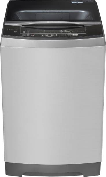 BOSCH 10 kg Fully Automatic Top Load Grey