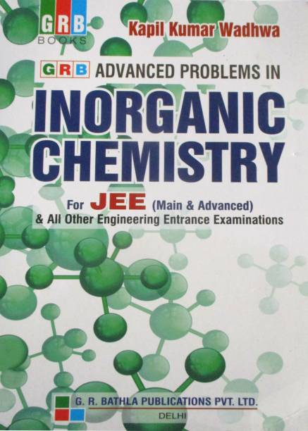 GRB Advanced Problems in Inorganic Chemistry for JEE (Main & Advanced)