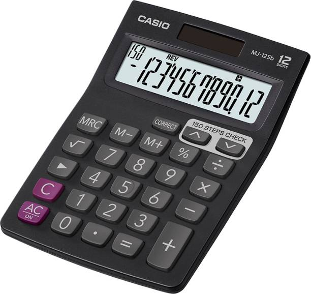CASIO MJ-12SB Desktop - C & C Basic  Calculator