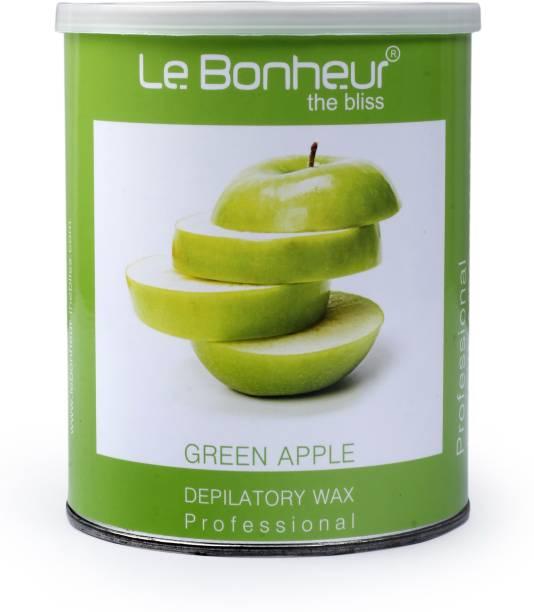 Le Bonheur Green Apple Brazilian Wax Wax