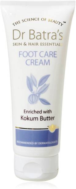 Dr. Batra's foot care cream, enriched with kokum butter