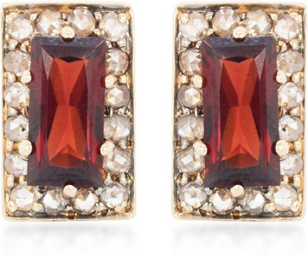9e8f9adf3 Diamond Studs - Buy Diamond Studs online at Best Prices in India ...