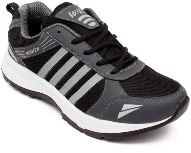 ASIAN Wndr-13 sports shoes for men | Latest Stylish Casual sport shoes for men | running shoes for boys | Lace up Lightweight silver shoes for running, walking, gym, trekking, hiking & party Running Shoes For Men
