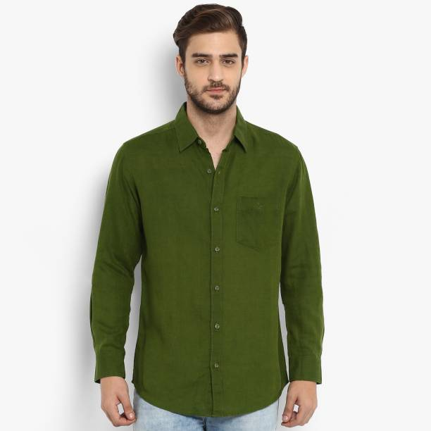e01d7cecc72 Linen Shirts - Buy Linen Shirts online at Best Prices in India ...