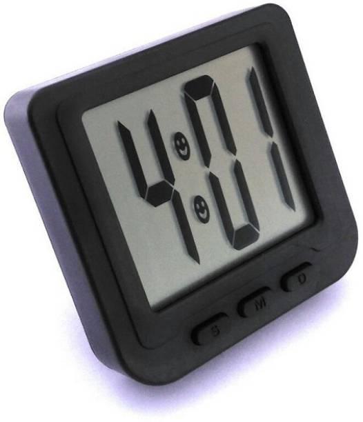 GoodFeel Digital Black Clock