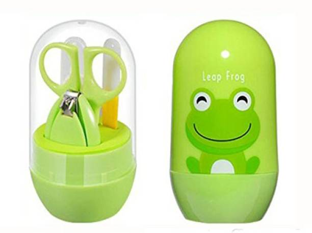 First Trend Pocket Size Nail Care Set (Green)