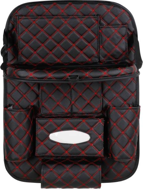 AutoFurnish Multi Pocket Storage Bag Organizer Car Multi Pocket