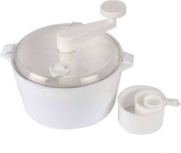 WOODPECKER PRINTS ATTA Maker/ Plastic Dough Maker Plastic Detachable Dough Maker