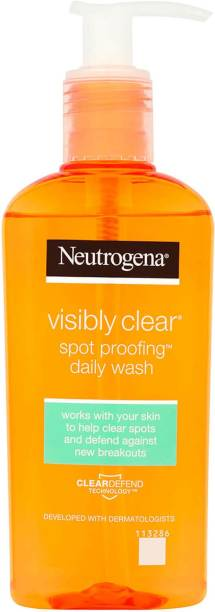 NEUTROGENA Visibly Clear Spot Proofing Face Wash