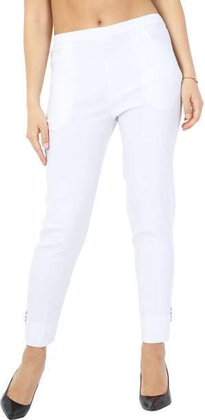 8323d8dbdc86 Cigarette Pants - Buy Cigarette Pants online at Best Prices in India ...
