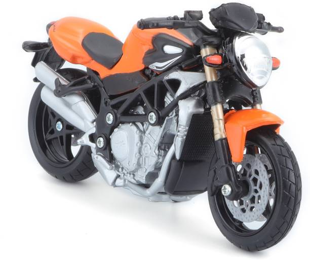 Bburago Die Cast 1:18 Scale MV Agusta Brutale S Motorcycle
