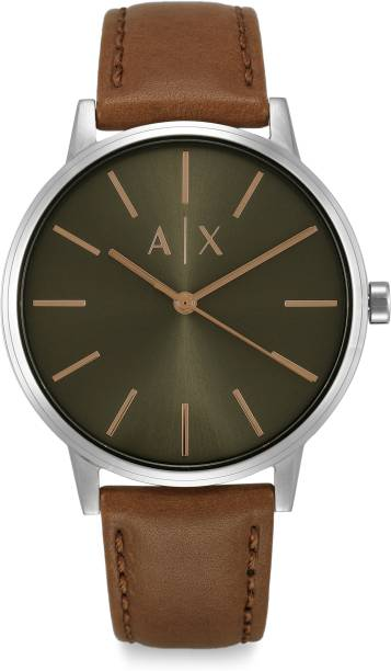 a2063702163d Armani Exchange Watches - Buy Armani Exchange Watches Online at Best ...