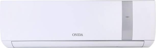 ONIDA 1 Ton 3 Star Split Inverter Smart AC with Wi-fi Connect  - Silver, White