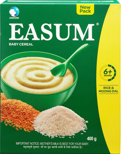 Easum Rice and Moog Dal Baby Cereal