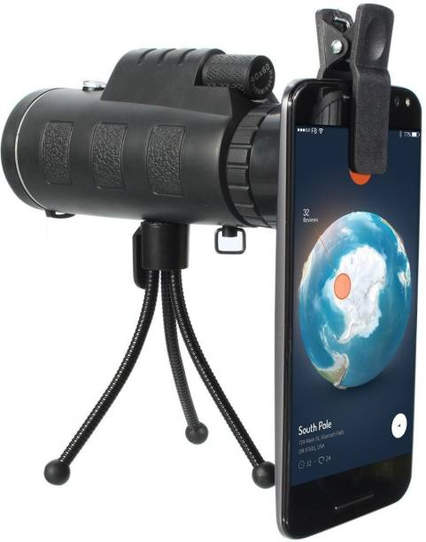 CHG Panda 40X60 HD Zoom Lens Camping Travel Waterproof Monocular Telescope Monocular