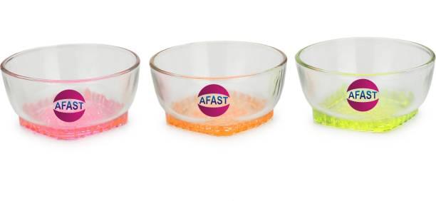 Afast Glass Bowl Set