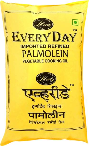 Liberty Everyday Imported Refined Palm Oil Pouch
