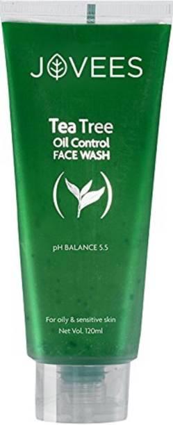 JOVEES 'Jovees Tea Tree Oil Control , 120 g ' Face Wash