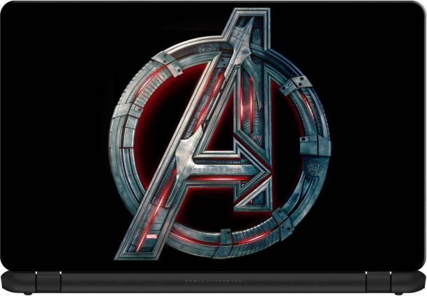 doodad Marvels Avengers Removable Vinyl Skin Laptop Decal 15.6