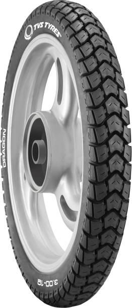 TVS TYRES DRAGON 3.00-18 Rear Tyre