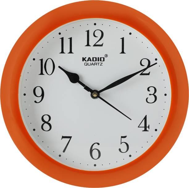 Kadio Analog 20.5 cm X 20.5 cm Wall Clock