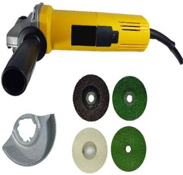Sauran 850W AOGG 801 4inch angle grinder with 4 high qality wheels Angle Grinder