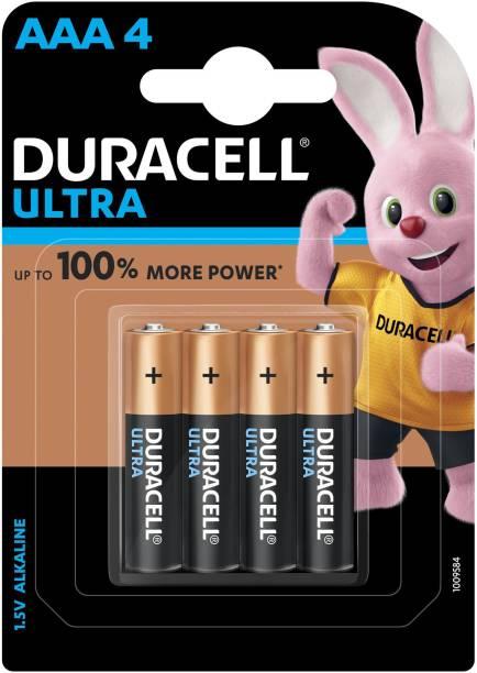 DURACELL Ultra AAA 4  Battery