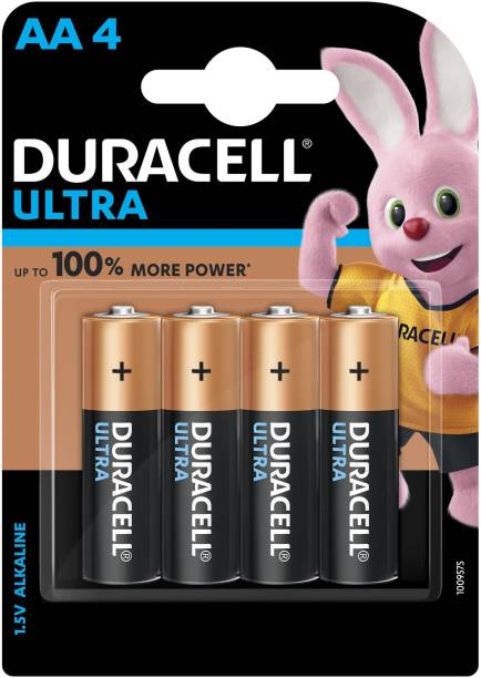 Akkus Tv, Video & Audio free Post 4 Duracell Aa 2500 Mah Ultra Rechargeable Batteries