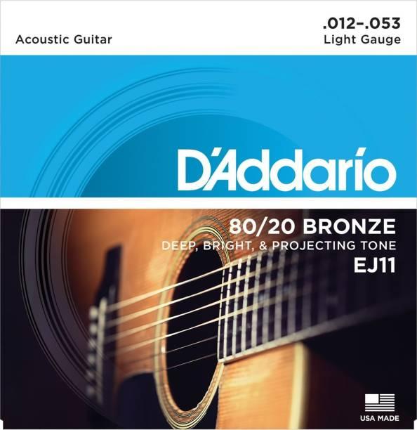 D'ADDARIO Acoustic EJ11 Guitar String