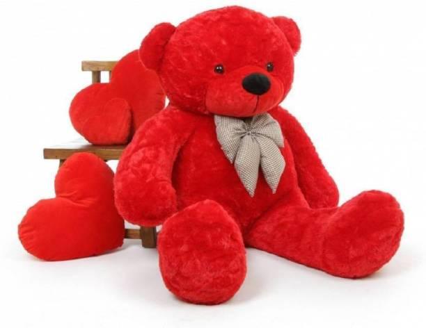 9b833def9ce38 Tedstree 3 feet red teddy bear   Big very soft Red teddy bear for pleasant  Gift