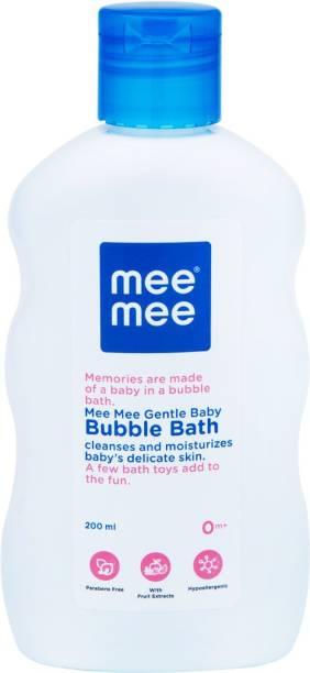 MeeMee Gentle Baby Bubble Bath, 200 ml