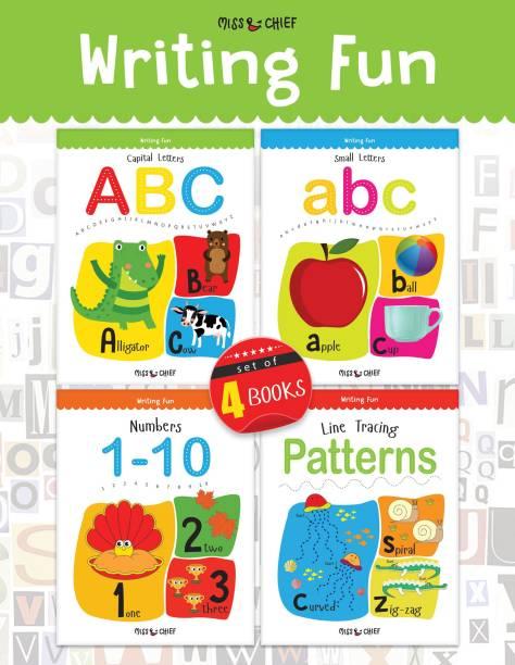 Writing Fun-Set of 4 Books