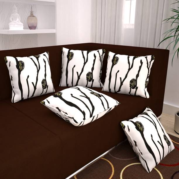 Story@home Floral Cushions Cover
