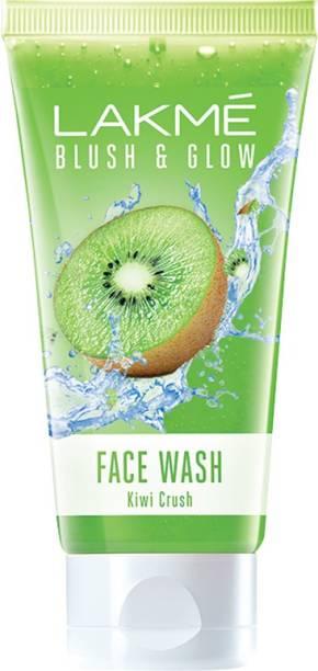 Lakmé Blush and Glow Kiwi Crush Face Wash