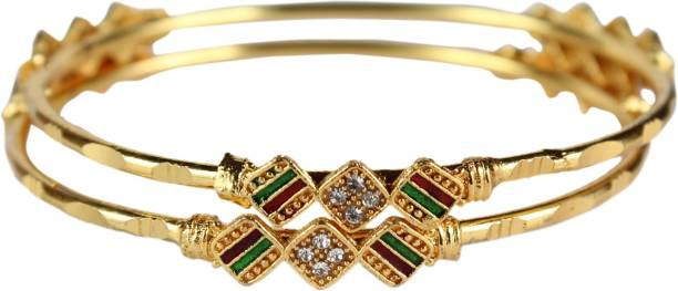 9afcdc98f1f8a6 Baby Gold Bangles - Buy Baby Gold Bangles online at Best Prices in ...
