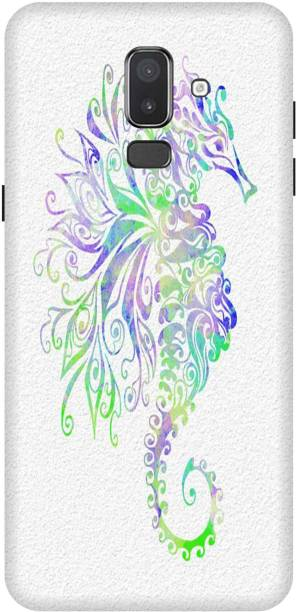 COLD WAR Back Cover for Samsung Galaxy A6 Plus